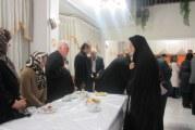 در شب یلدا،مددکاران اجتماعی با هم شادبودن را تجربه کردند.