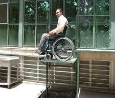 مناسب سازی محیط برای جانبازان معلولان