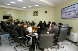 اولین جلسه هم اندیشی اعضای انجمن مددکاران اجتماعی ایران شعبه لرستان
