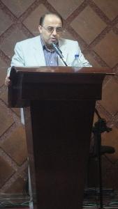آقای دکتر کوچکی نژاد مدیر کل بهزیستی گیلان