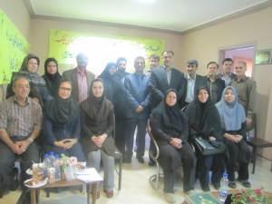 گزارش افتتاح انجمن مددکاران اجتماعی استان گلستان