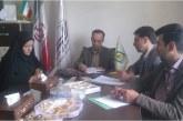 جلسه کارگروه مددکاری اجتماعی در نهادهای نظامی و انتظامی