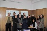 تقدیر از اعضای انجمن کردستان از سوی رئیس سازمان جوانان هلال احمر