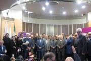 نکوداشت دکتر سام آرام در فضایی صمیمی برگزار شد