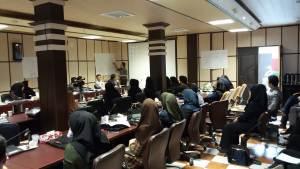 برگزاری کارگاه آموزشی مددکاری اجتماعی وتوانمندسازی در شعبه کردستان