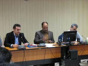 حضور هیات مدیره انجمن در استان همدان