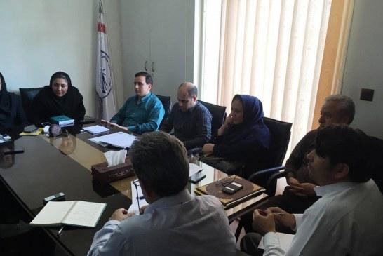 جلسه مشترک هیات مدیره انجمن با هیات مدیره کانون کلینیکهای مددکاری اجتماعی