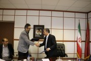 تفاهم نامه انجمن شعبه اردبیل با سازمان زندانها
