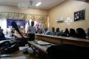 برگزاری چند کارگاه آموزشی در انجمن مددکاران اجتماعی ایران شعبه استان کرمانشاه