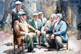 سالمندان نان آور، جوانان بیکار