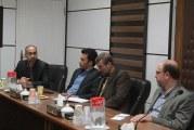 نشست صمیمانه اعضای انجمن یزد با رئیس دانشگاه یزد