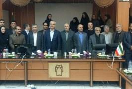 نشست کارگروه های سلامت سازمان های مردم نهاد استان کرمانشاه برگزار شد
