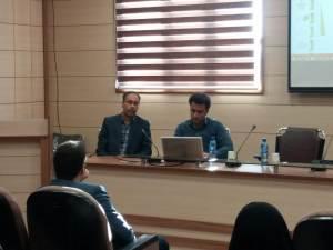 کارگاه پژوهش کیفی در انجمن استان یزد