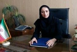 """""""ماندانا جواهری"""" تندیس مهر حقوق بشر را دریافت می کند"""