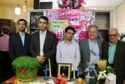 عکسهای دیدار عیدانه مددکاران اجتماعی/ فروردین ۹۶/ بخش اول