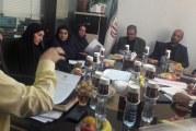 جلسه با نمایندگان دستگاه ها در دبیرخانه کنگره ۶۰ سال مددکاری اجتماعی در ایران