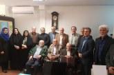 حضور پیشکسوتان در جلسه دبیرخانه کنگره ۶۰ سال مددکاری اجتماعی