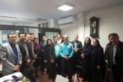 نشستی با برخی از اساتید مددکاری اجتماعی دانشگاه های تهران در دبیرخانه کنگره بین المللی ۶۰ سال مددکاری اجتماعی در ایران