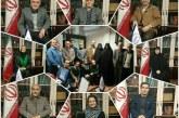 جلسه با برخی از مددکاران اجتماعی در دبیرخانه کنگره ۶۰ سال مددکاری اجتماعی