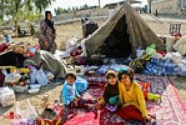 امداد روانی کودکان و زنان زلزله دیده را فراموش نکنیم