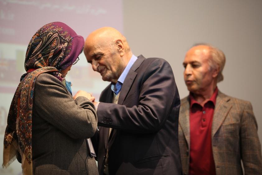 Mariko Kimura Rory Truell Social Health Medal Iran Social Work