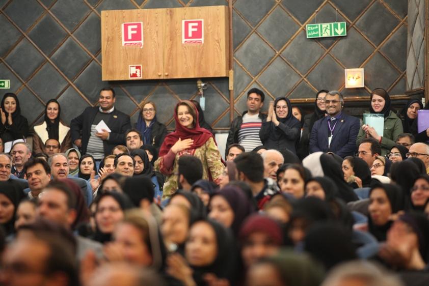 کنگره بین المللی 60 سال مددکاری اجتماعی در ایران