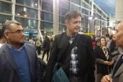 ورود مهمانان ویژه کنگره بین المللی ۶۰ سال مددکاری اجتماعی در ایران