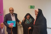 ششمین آیین نکوداشت انجمن برای حاج ناصر بابائی و محترم رمضانلو برگزار شد/ تصاویر بخش اول