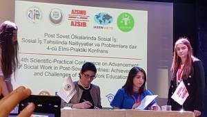 تفاهم نامه بین انجمن آذربایجان و دانشگاه فرهنگ و هنر باکو