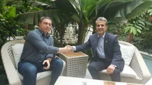 مذاکره با وییم مولدووان، رئیس انجمن مولداوی
