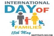 """گرامیداشت روز جهانی خانواده با شعار """"خانوادهها و جوامع فراگیر"""""""