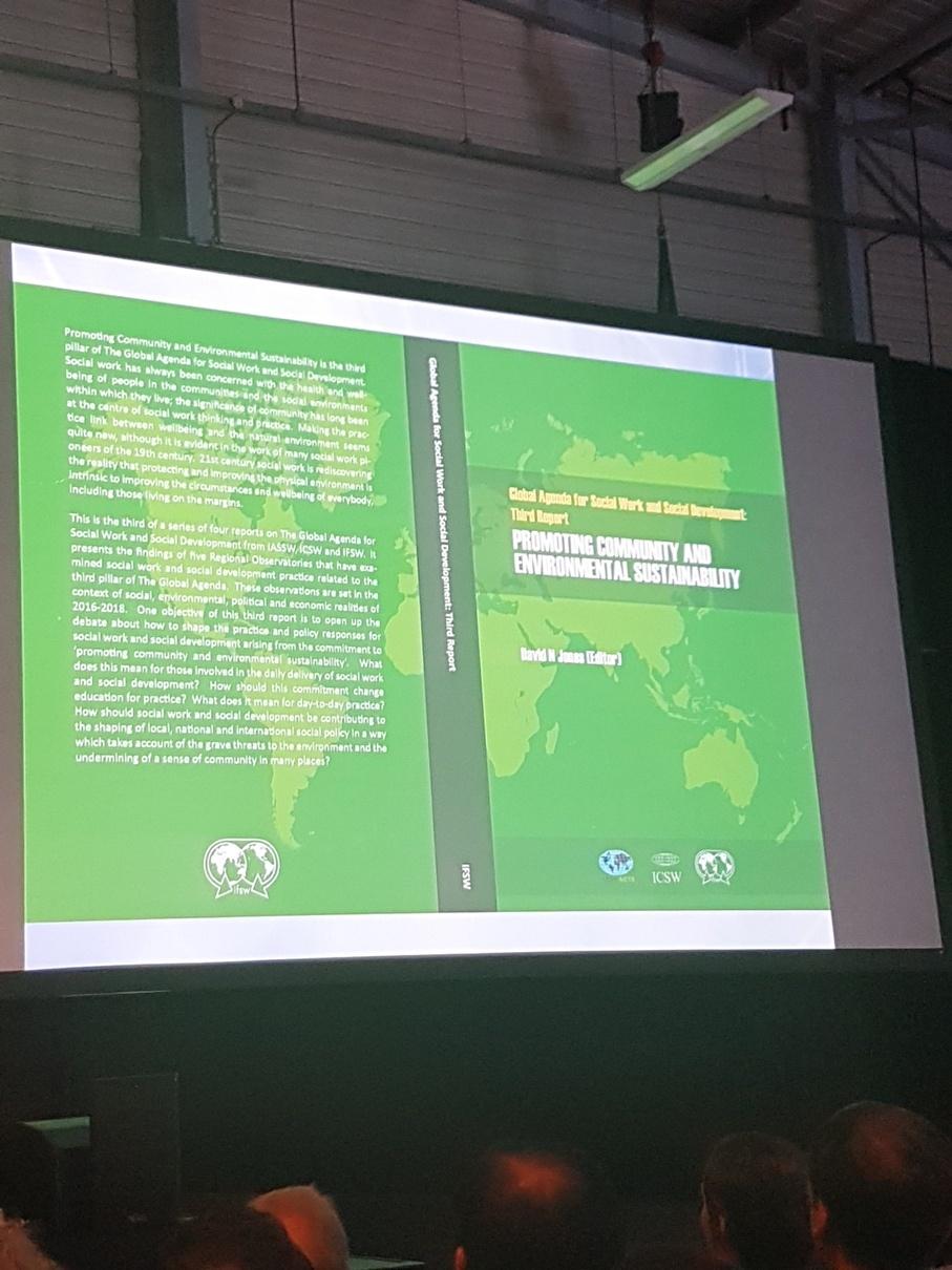 رونمایی از کتاب دستور کار جهانی فدراسیون تا سال 2020