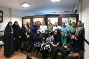 نشستی با داوطلبان در دفتر انجمن + تصاویر