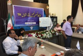 برگزاری کارگاه تحلیل رفتار متقابل در انجمن استان زنجان