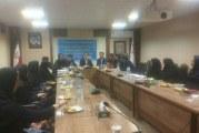 نشست اعضای انجمن با موسوی چلک در استان همدان