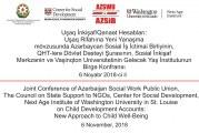 کنفرانس بین المللی مددکاری اجتماعی در کشور آذربایجان ۶ نوامبر برگزار می شود
