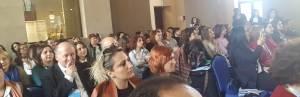 نمایی از سالن اصلی کنفرانس
