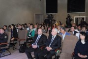 ارائه مقاله انجمن در کنفرانس بین المللی کشور آذربایجان