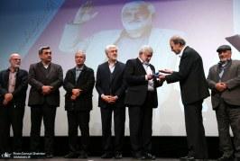 آیین نکوداشت واعظ مهدوی با حضور شهردار و اعضای شورای شهر تهران + تصاویر بخش اول