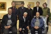 دیدار روسای انجمن های علوم اجتماعی با استاد غلامعباس توسلی/ عکسها