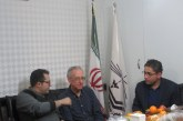 عکسهای نشست داوطلبین انجمن با دکتر میلیگان و دکتر ایلماجی