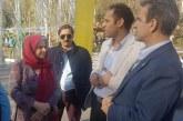 رئیس انجمن بین المللی مدارس مددکاری اجتماعی وارد ایران شد