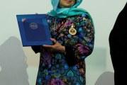 نشان سلامت اجتماعی به رئیس انجمن بین المللی مدارس مددکاری اجتماعی اهداء شد