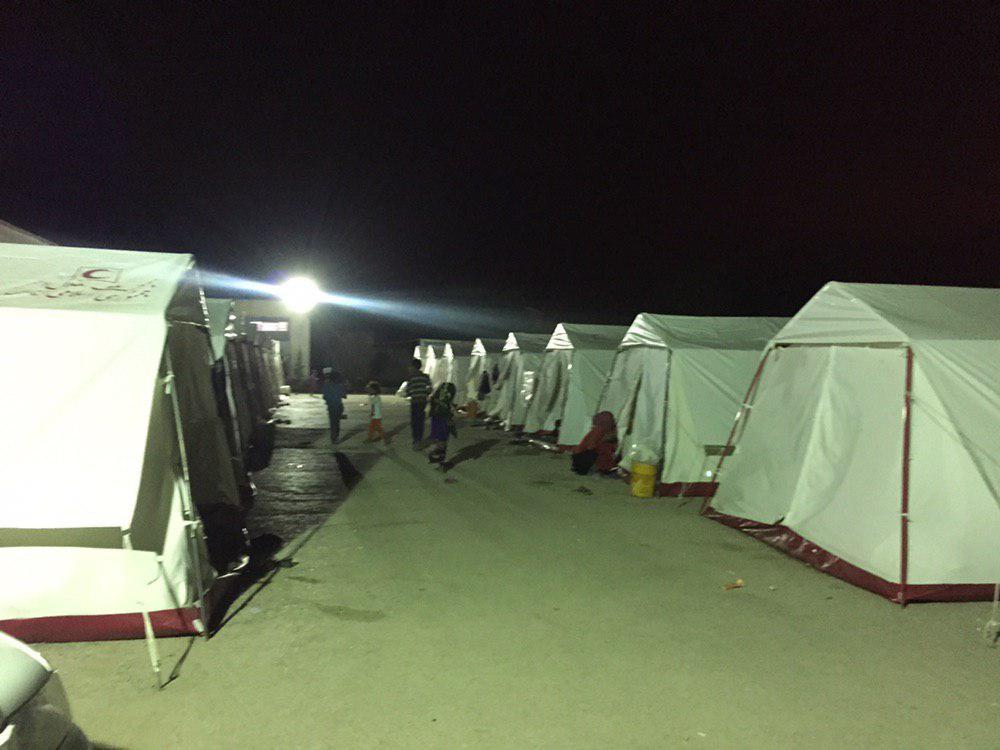 گزارش سیل۲: گزارش اقدامات استان خوزستان