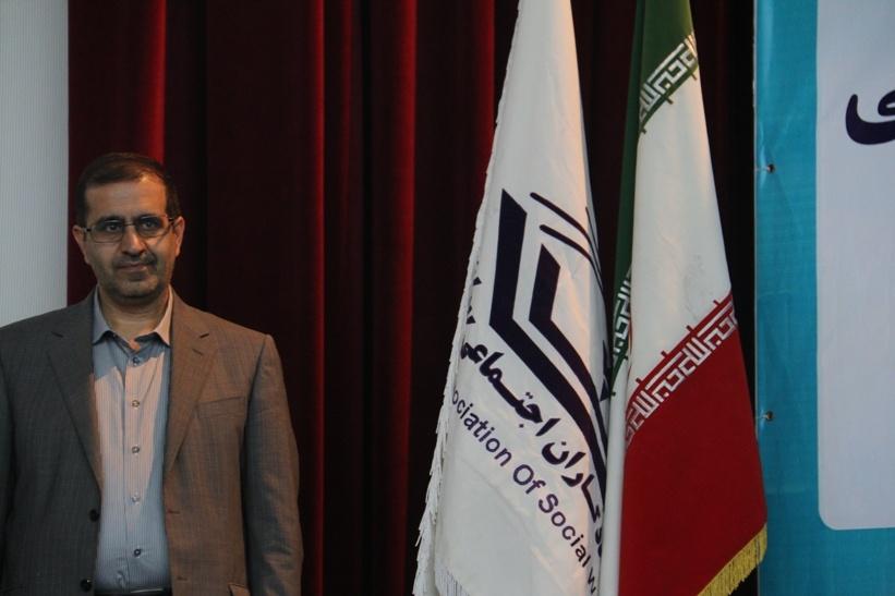 دکتر جوادی یگانه معاون اجتماعی شهرداری تهران