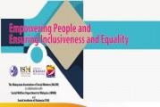 حضور پررنگ انجمن ایران در همایش بین المللی مددکاری اجتماعی مالزی