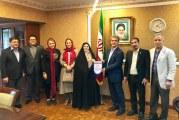اعضای تیم اعزامی انجمن به مالزی، با سفیر ایران در این کشور دیدار کردند