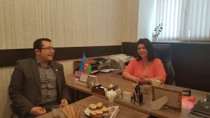 گفتگو با رئیس بخش بهزیستی آذربایجان